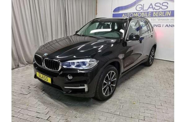 BMW X5 F15 X5 xDrive30d 258 ch Exclusive A